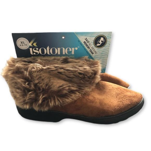 Isotoner slipper